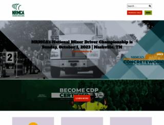 nrmca.org screenshot