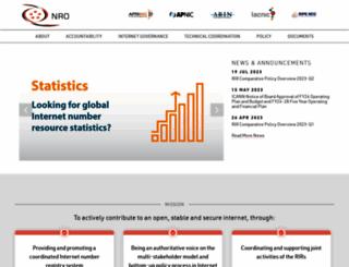 nro.net screenshot