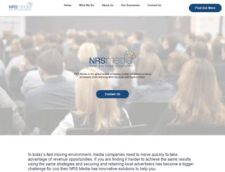 nrsmedia.com screenshot