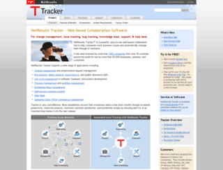 nrtracker.com screenshot