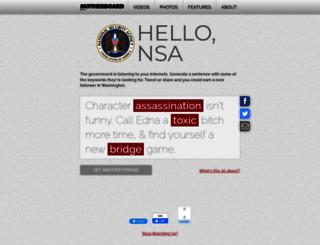 nsa.motherboard.tv screenshot
