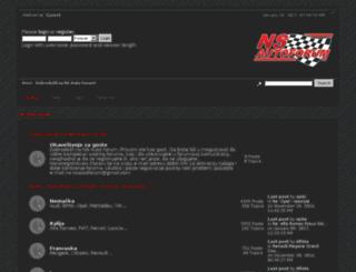 nsautoforum.com screenshot