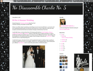 nscharlieno5.blogspot.fr screenshot
