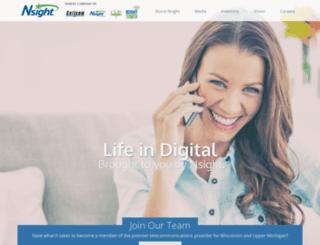 nsight.com screenshot