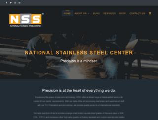 nssc.co.za screenshot
