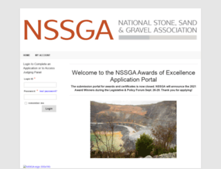 nssga.secure-platform.com screenshot