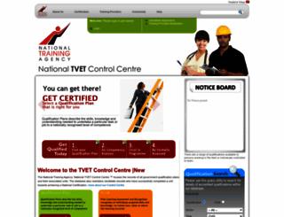 ntatvetcentre.org screenshot
