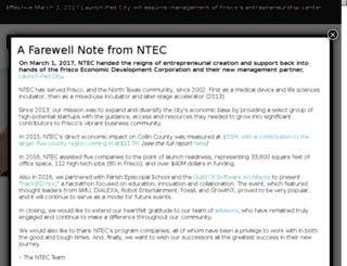 ntec-inc.org screenshot