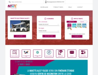 ntecc.fr screenshot