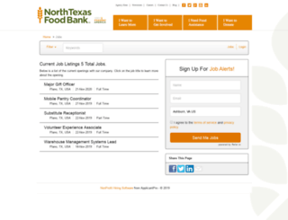 ntfb.applicantpro.com screenshot