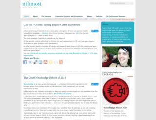 nthmost.com screenshot