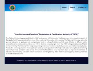 ntrcabd.info screenshot
