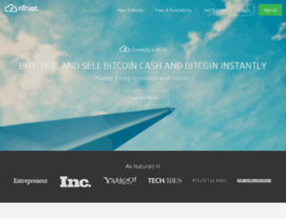 ntrust.com screenshot