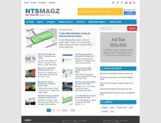 ntsmagz.blogspot.co.id screenshot