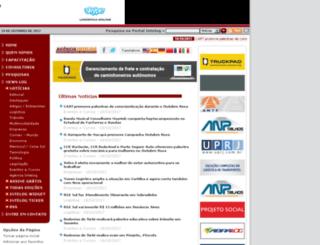 nucleodelogisticars.com.br screenshot