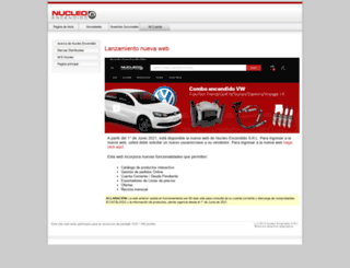 nucleoencendido.com screenshot