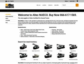 nueco.com screenshot