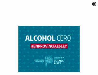 nueva-ciudad.com.ar screenshot