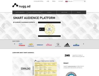 nugg.ad screenshot