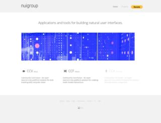 nuicode.com screenshot