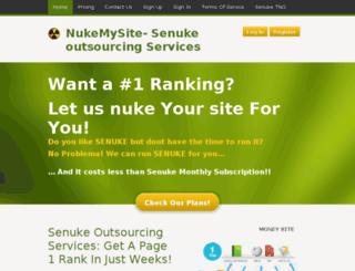 nukemysite.net screenshot