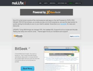 nullfix.com screenshot