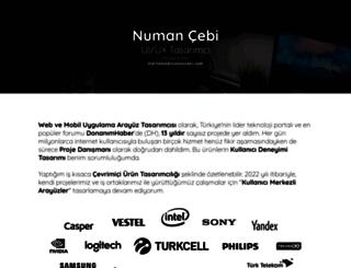 numancebi.com screenshot