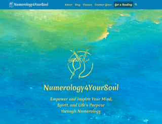 numerology4yoursoul.com screenshot
