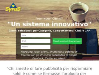 nuovi-clienti.com screenshot