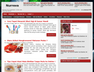 nurreva.com screenshot