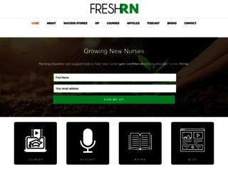 nurseeyeroll.com screenshot