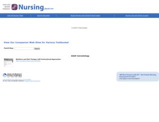 nursing.jbpub.com screenshot