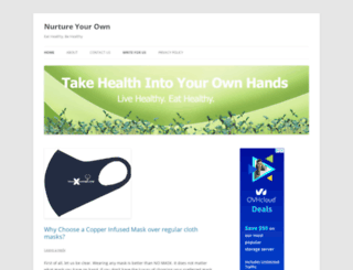 nurtureyourown.com screenshot
