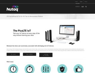 nutaq.com screenshot
