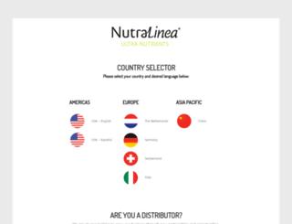nutralinea.com screenshot