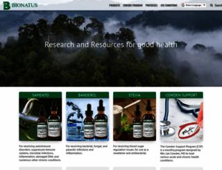 nutramedix.ec screenshot