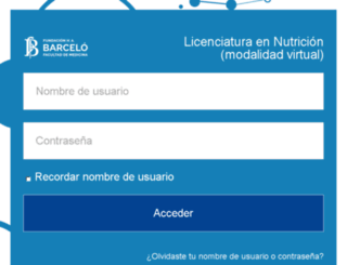 nutricionadistancia.com.ar screenshot