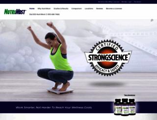 nutrimost.com screenshot