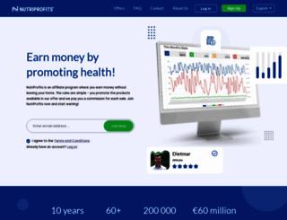 nutriprofits.com screenshot