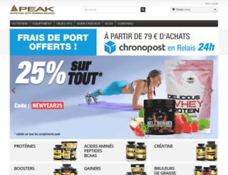 nutrition-outlet.org screenshot
