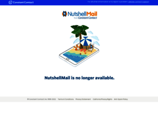 nutshellmail.com screenshot