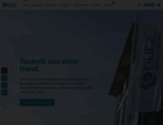 nutz.com screenshot