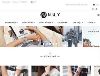 nuyshop.vn screenshot