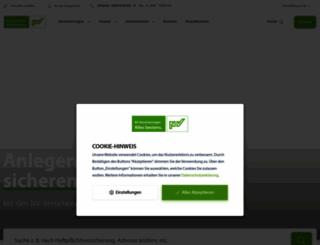 nv-online.de screenshot