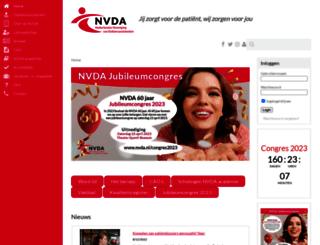 nvda.nl screenshot