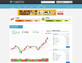nvesto.com screenshot
