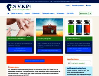 nvkp.nl screenshot