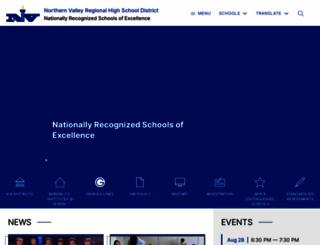 nvnet.org screenshot