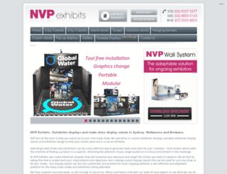 nvp.com.au screenshot