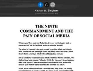 nwbingham.com screenshot